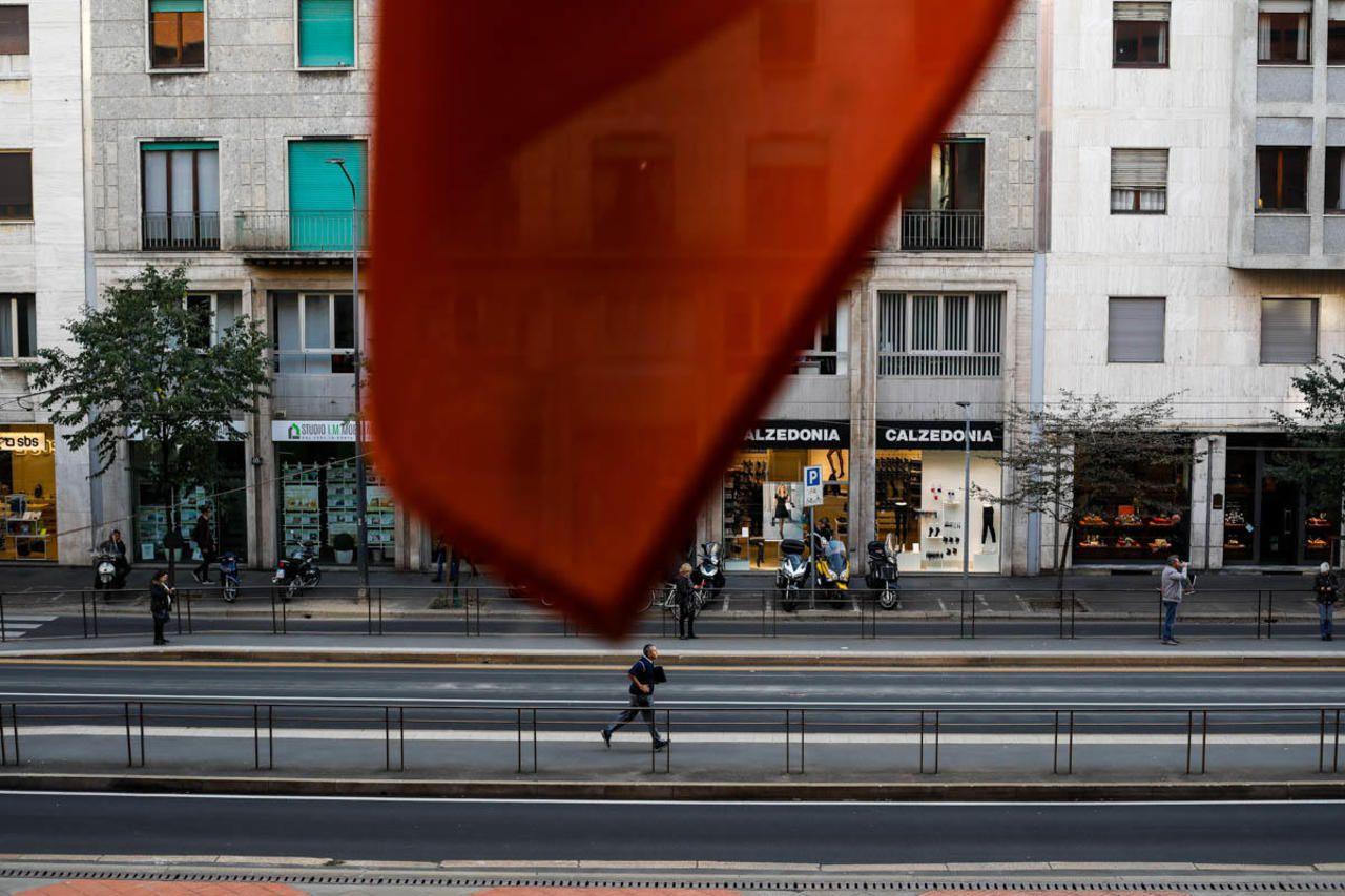 EN IMAGES. Milan et son péage urbain