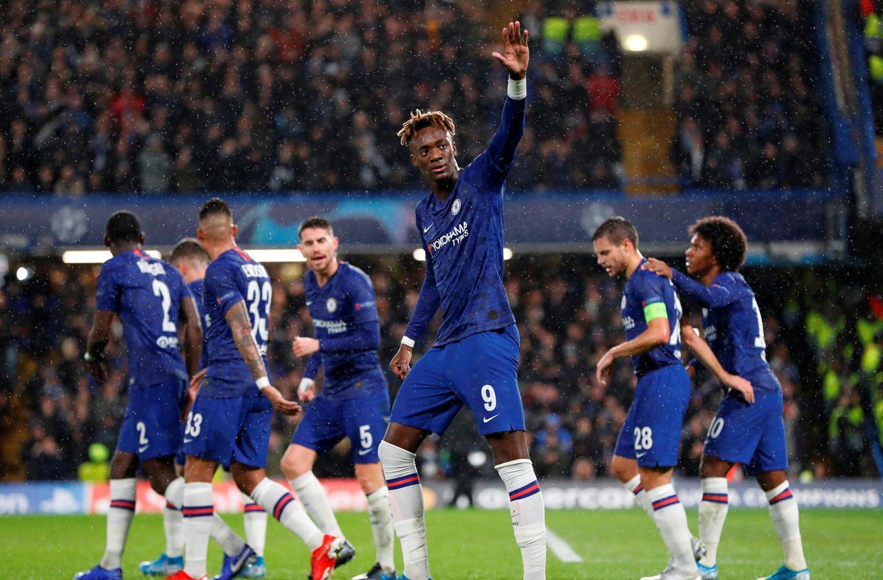 Ligue des champions : Tottenham, Naples, Chelsea, Dortmund, adversaires potentiels du PSG en 8es