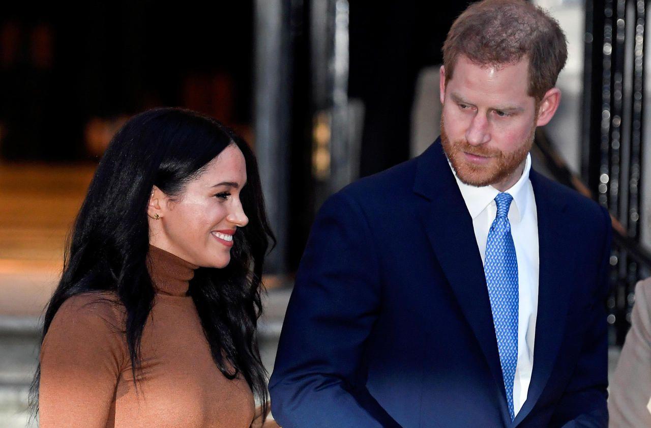 Royaume-Uni : Harry et Meghan Markle renoncent à leurs titres royaux