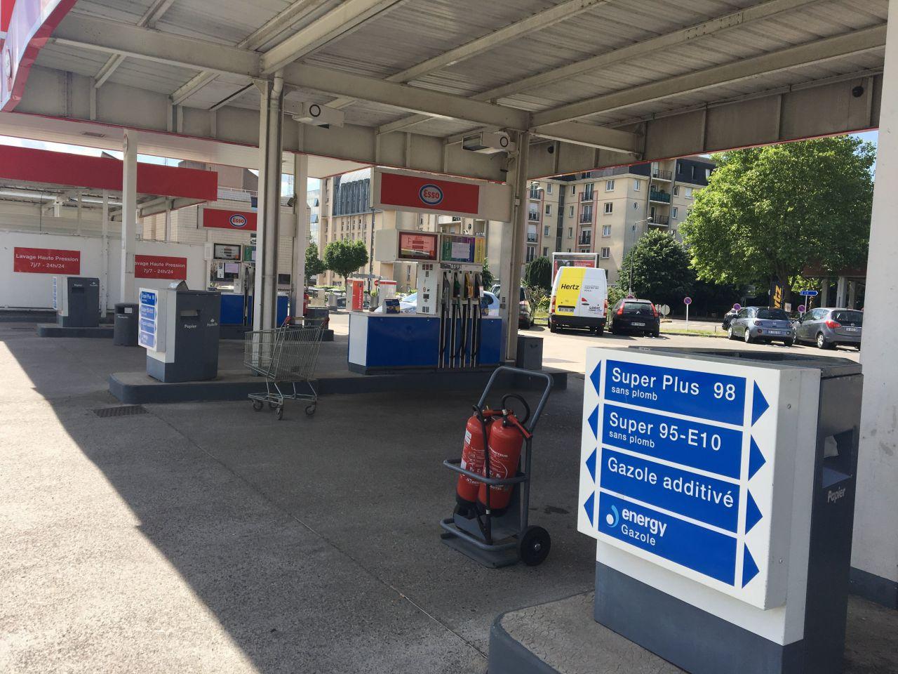 Pénurie d'essence : quelles sont les stations-service touchées près de chez vous