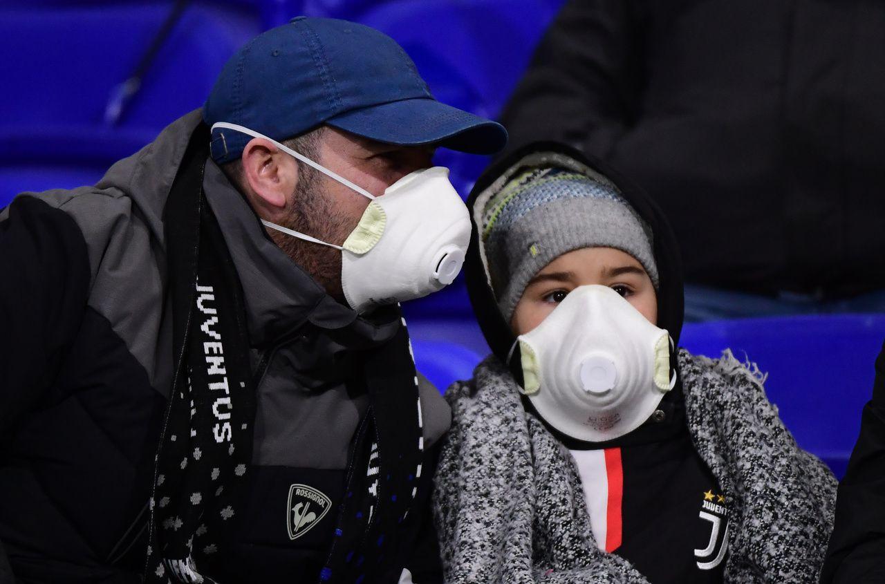 Coronavirus : le match OL-Juventus a-t-il aggravé la situation ?