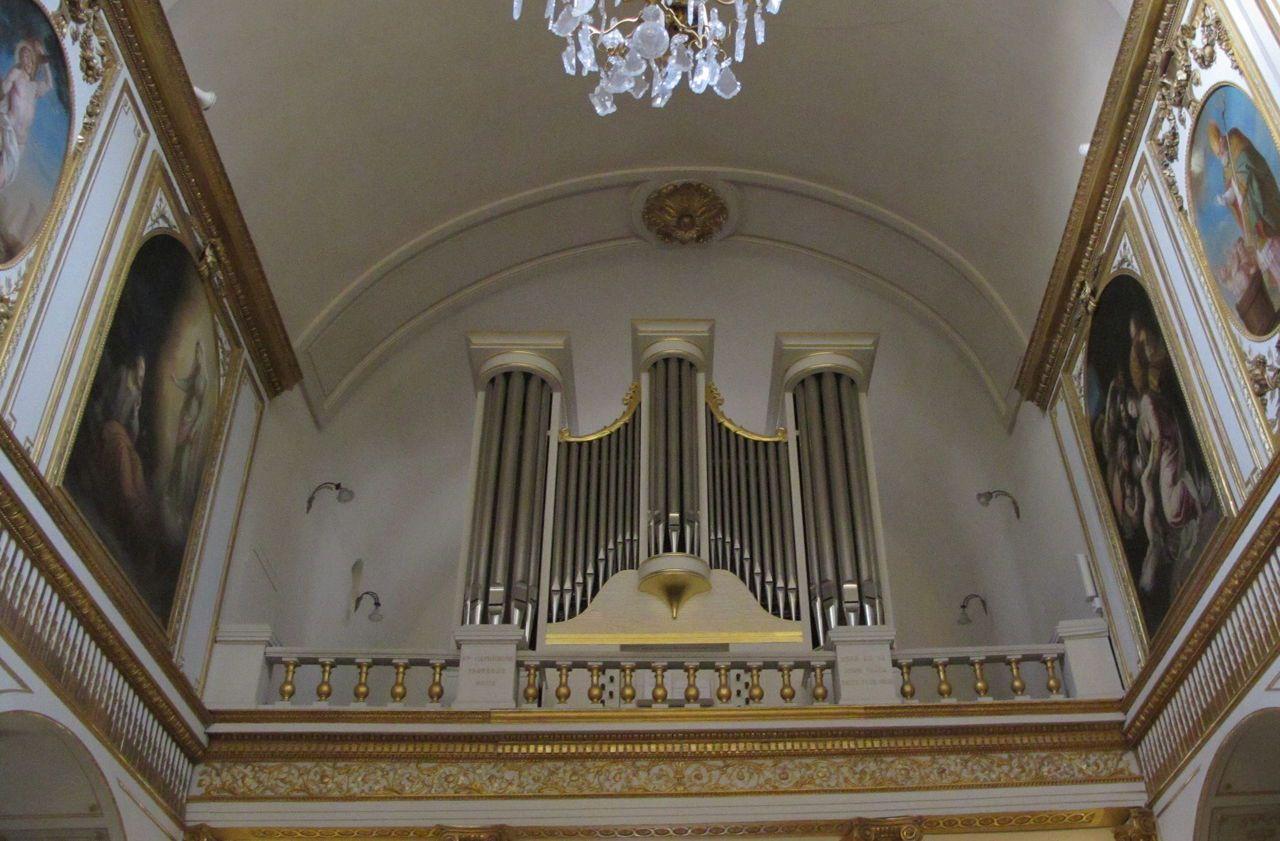 Brunoy : l'orgue fait son festival à l'église Saint-Médard - Le Parisien