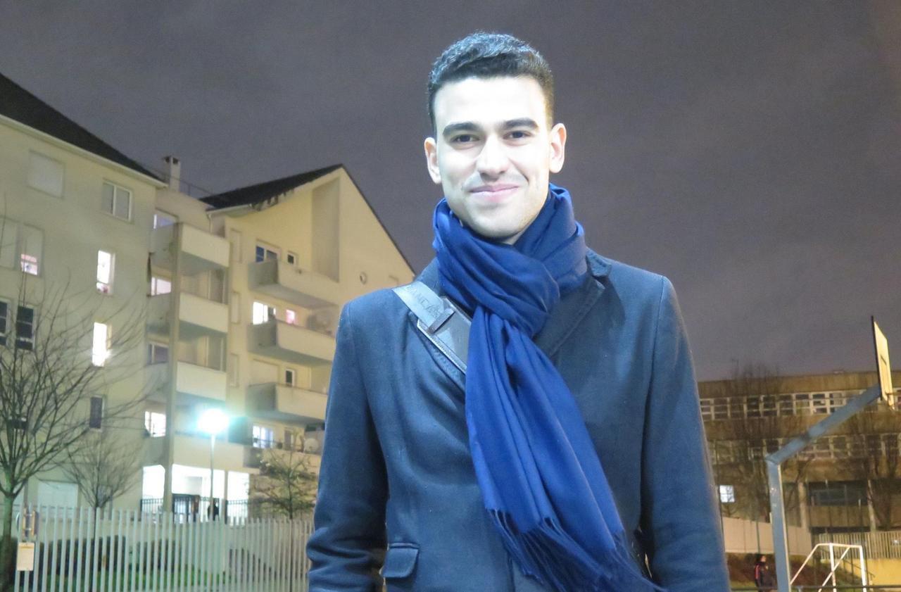 Né de «l'autre côté de la République», cet étudiant à Sciences-Po se rêve ambassadeur des cités