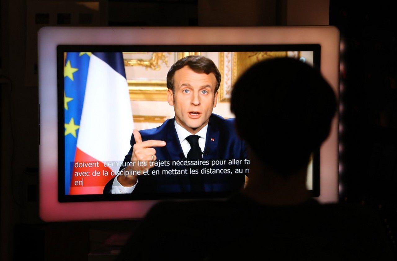 Coronavirus : Emmanuel Macron s'exprimera à nouveau bientôt à la télévision