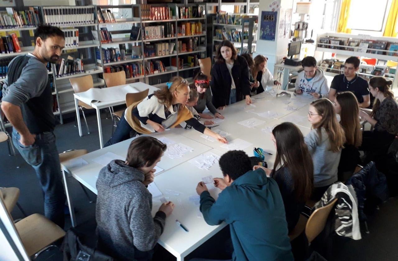 Municipales à Rambouillet : les lycéens veulent que les candidats s'engagent sur l'écologie
