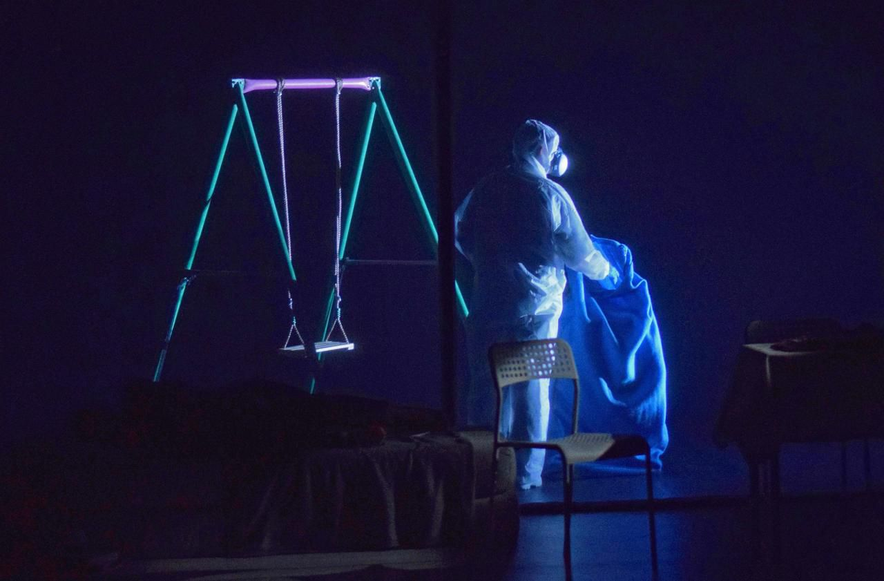 Noisiel : un festival de théâtre sous le signe de la fiction sombre - Le Parisien