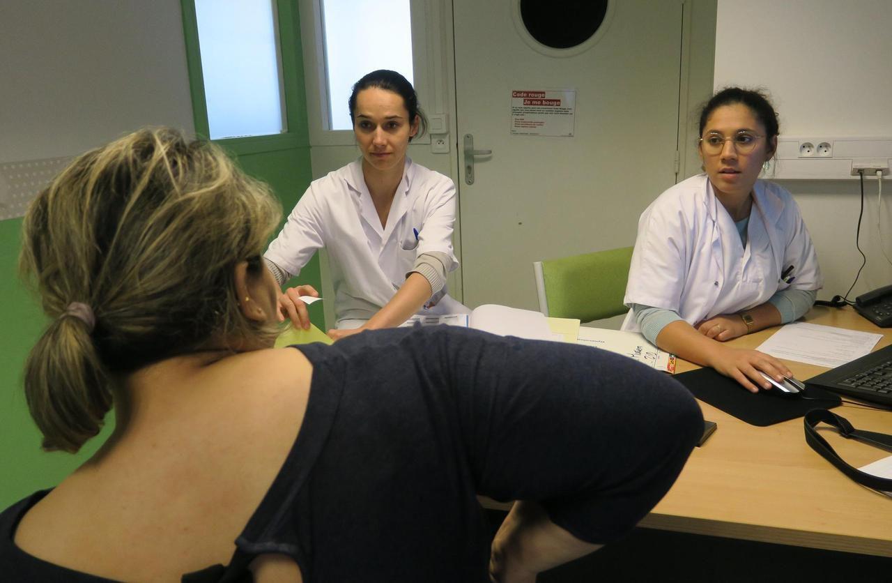 Saint-Denis : l'hôpital Delafontaine aux petits soins pour les femmes enceintes en surpoids