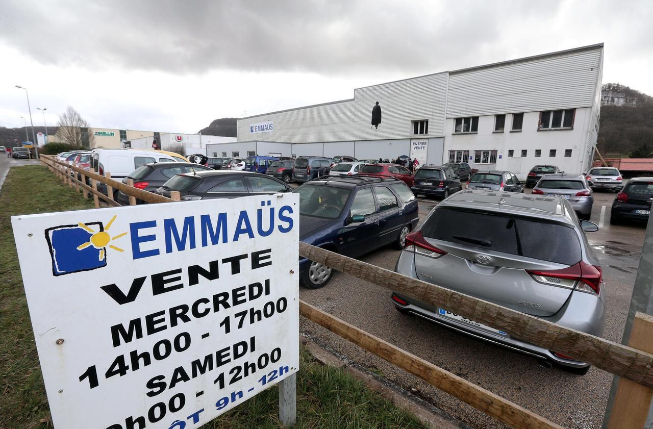 Emmaüs accusé de concurrence déloyale dans le Doubs