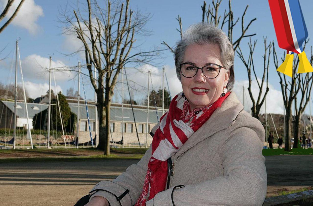 Municipales : dans le Morbihan, l'ex-Gilet jaune Jacline Mouraud se prend une veste
