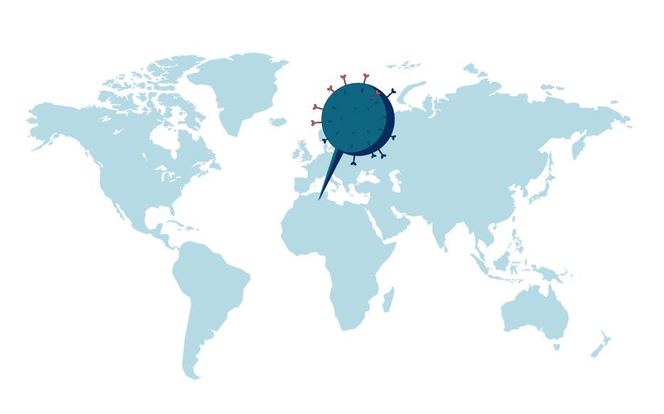 Coronavirus : suivez l'évolution de l'épidémie en Algérie