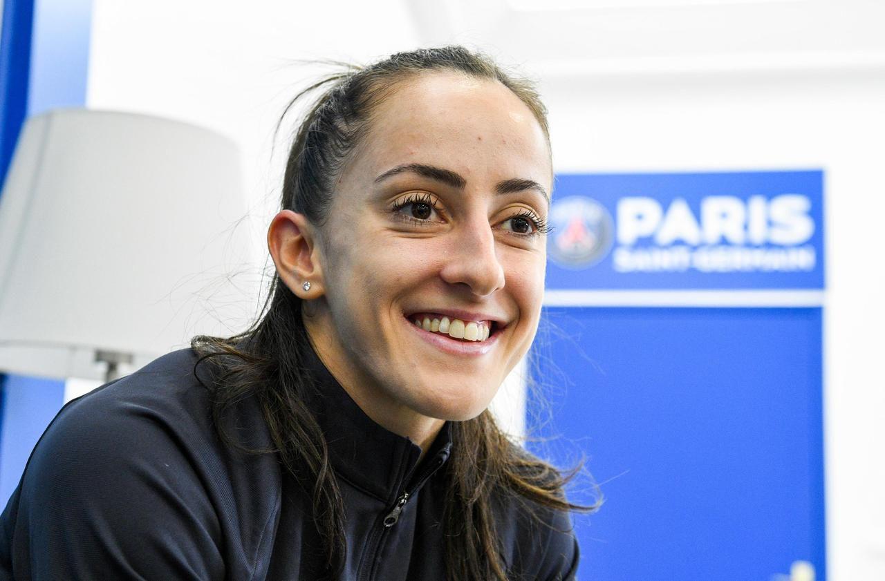 D 1 féminine : « Au Brésil, tout le monde aime le PSG », confie Luana