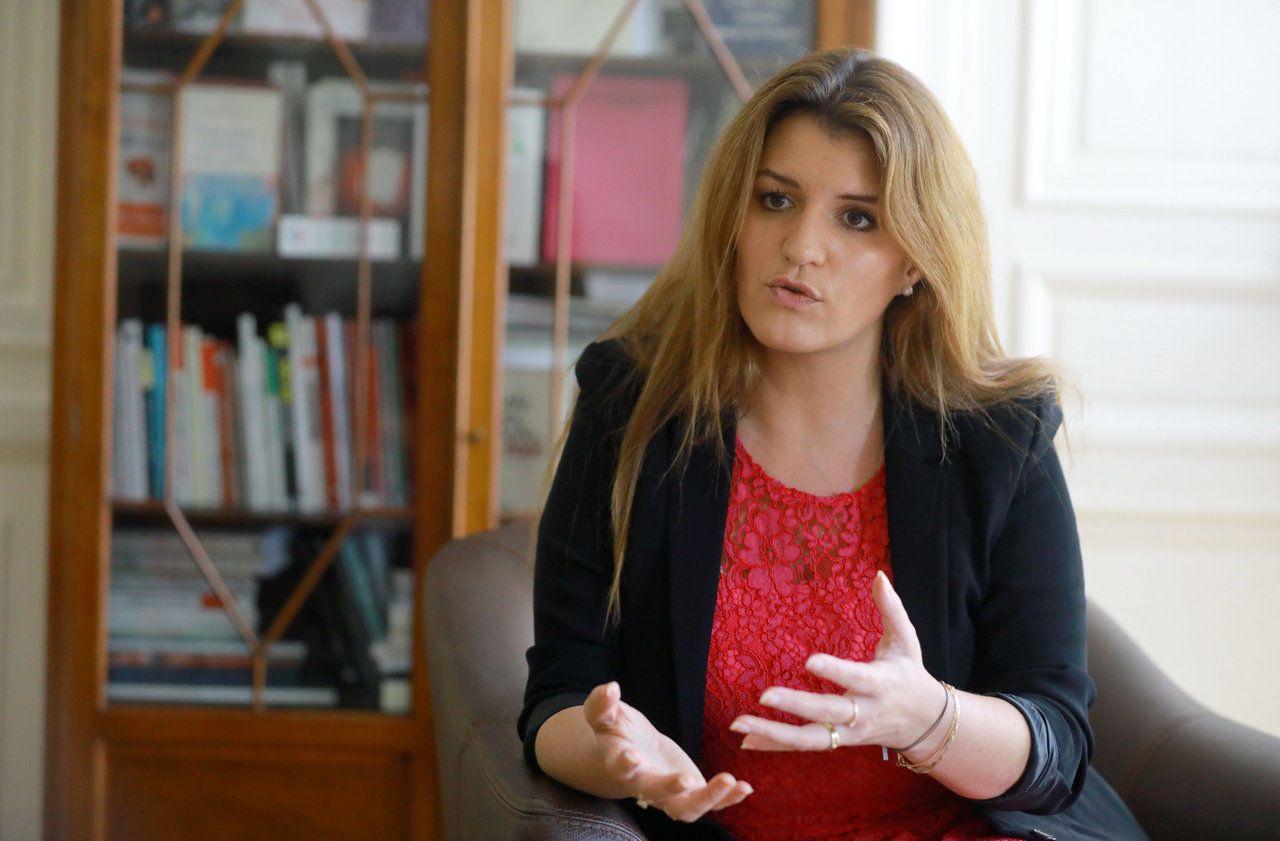 Municipales : Marlène Schiappa a-t-elle promu sa candidature à Paris grâce aux moyens du gouvernement ?