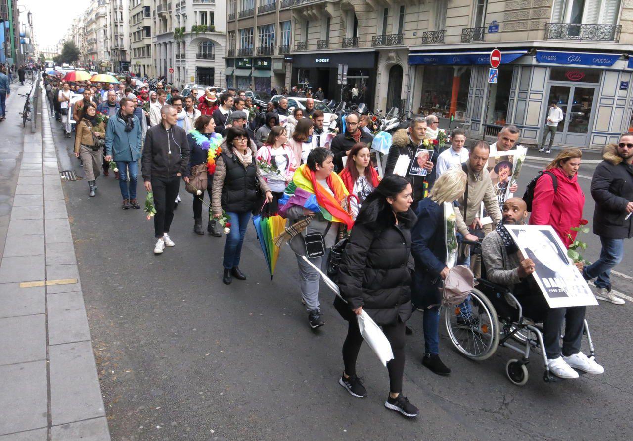 homosexuel rencontre à Saint Benoît