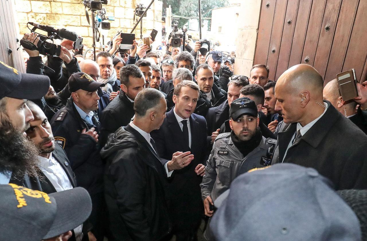 Accrochage de Jérusalem : le mystère du puissant accent français de Macron levé ?