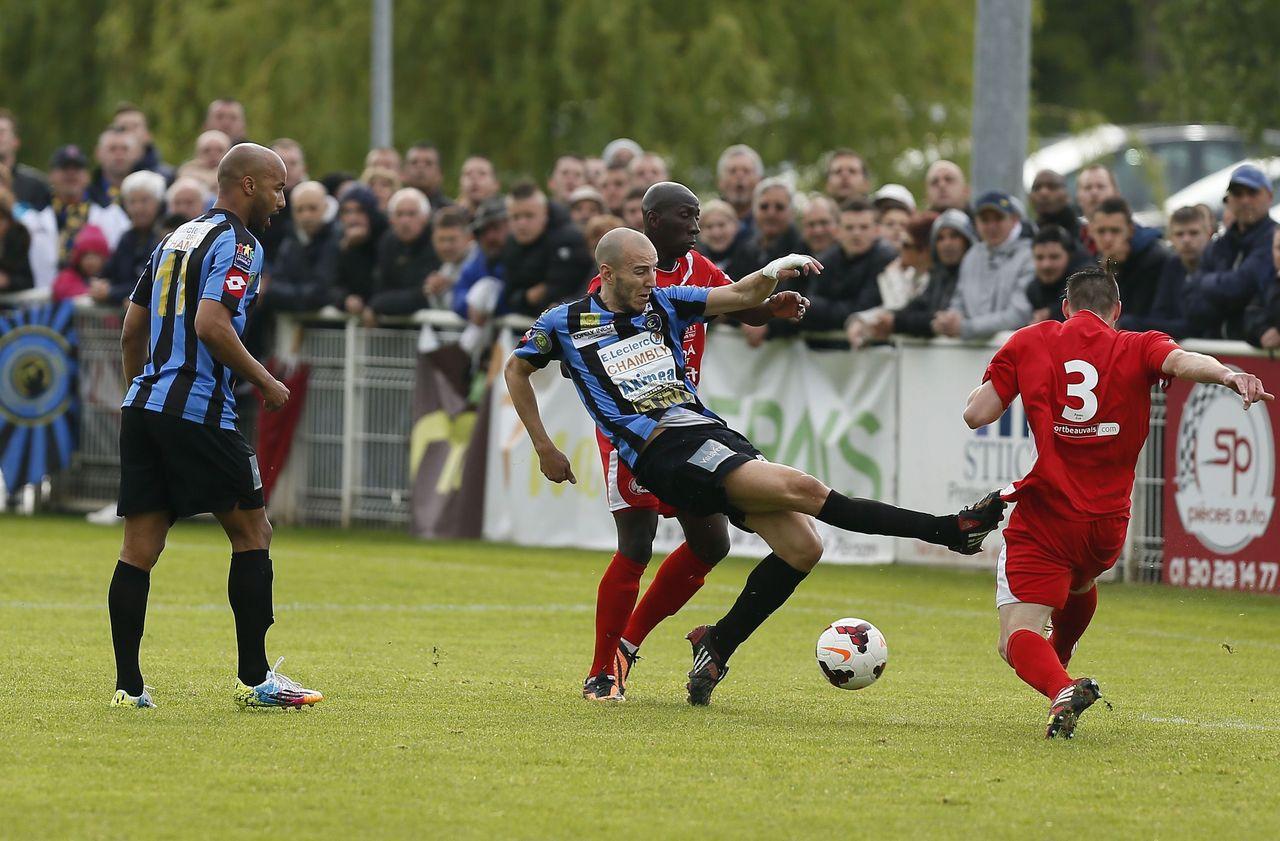Coupe de France : le choc Beauvais-Chambly fera-t-il recette ? - Le Parisien