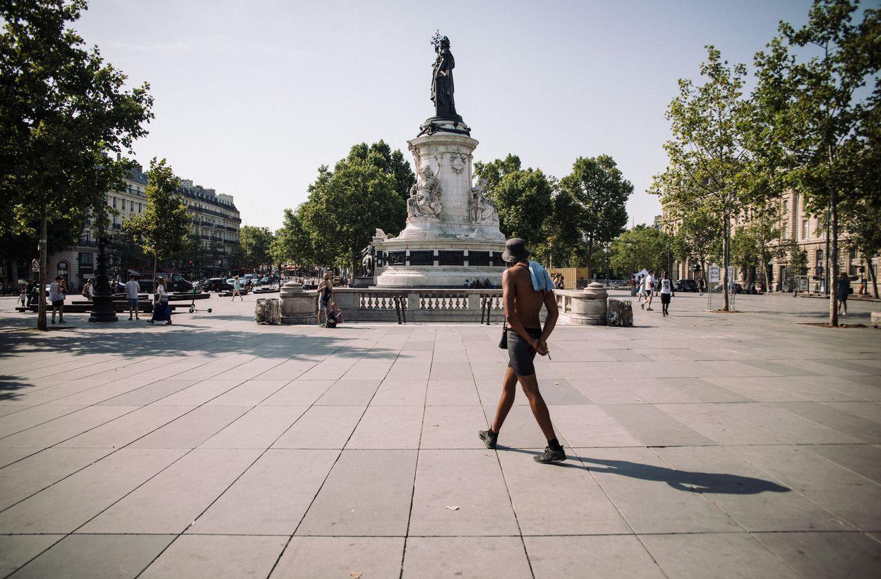 Municipales à Paris : et si on plantait des arbres pour rafraîchir la ville ?