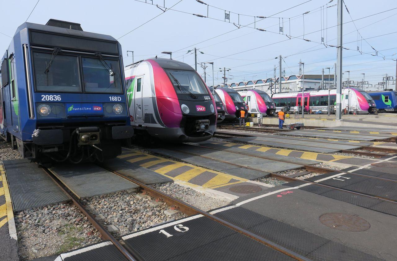 Tempête Ciara : perturbations sur le trafic ferroviaire en Ile-de-France