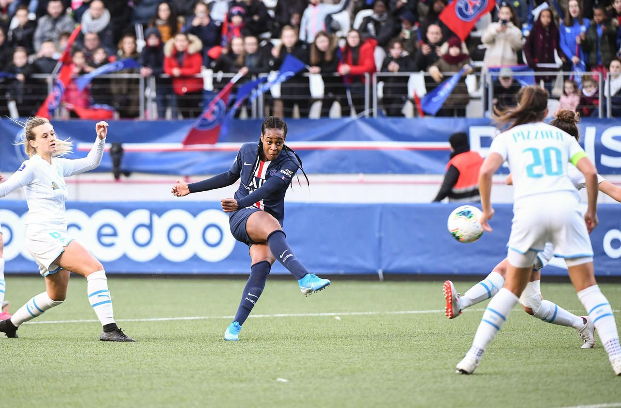 PSG féminin : «on a donné du plaisir aux supporters », savoure Katoto.
