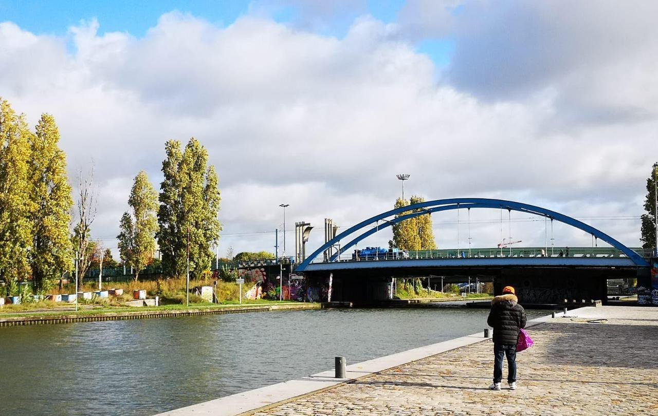 Noisy-le-Sec : inquiétante disparition d'un jeune sur les bords du canal de l'Ourcq - Le Parisien