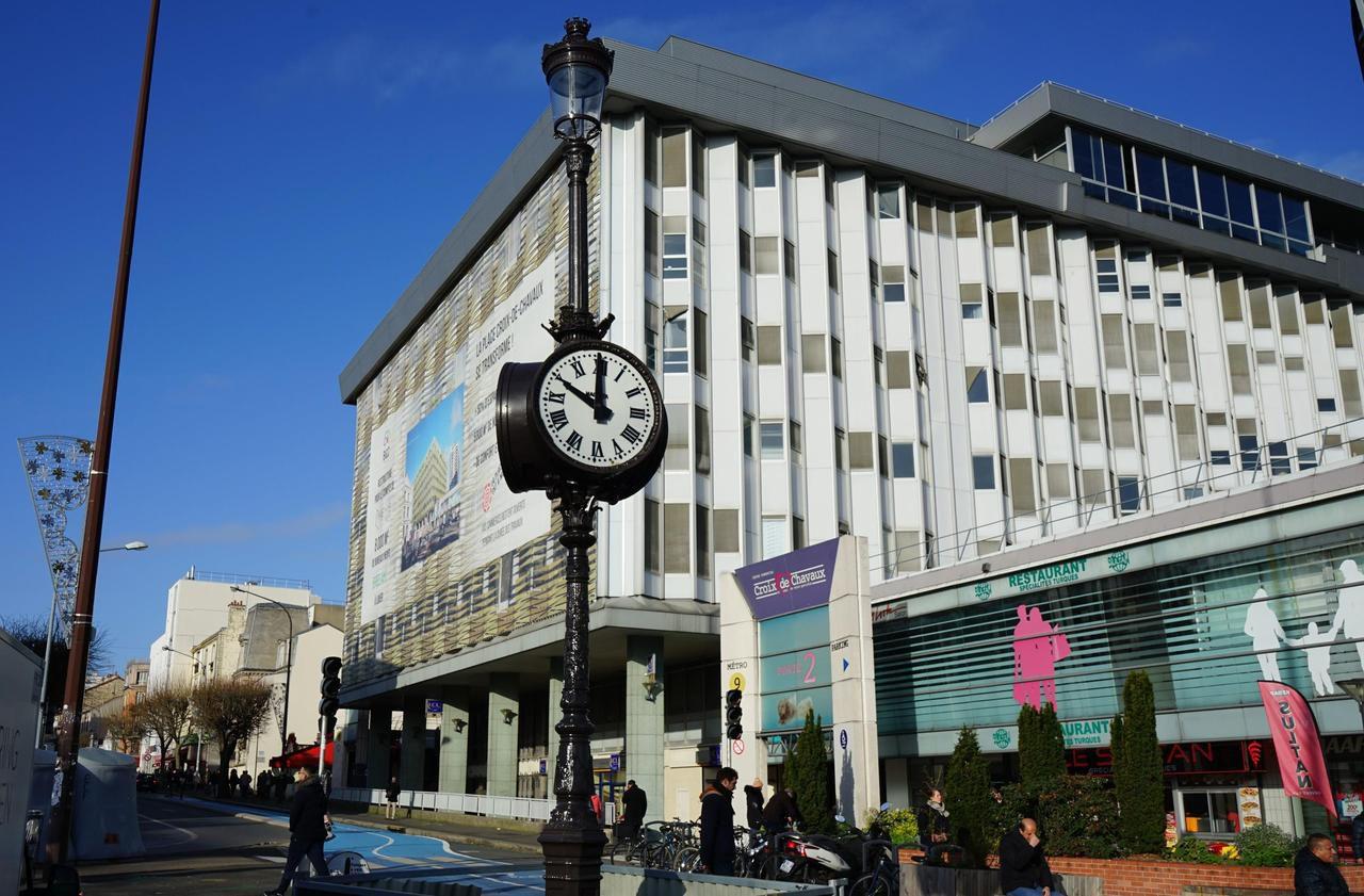 À Montreuil, la ville lance un appel pour réparer l'horloge historique de la Croix-de-Chavaux