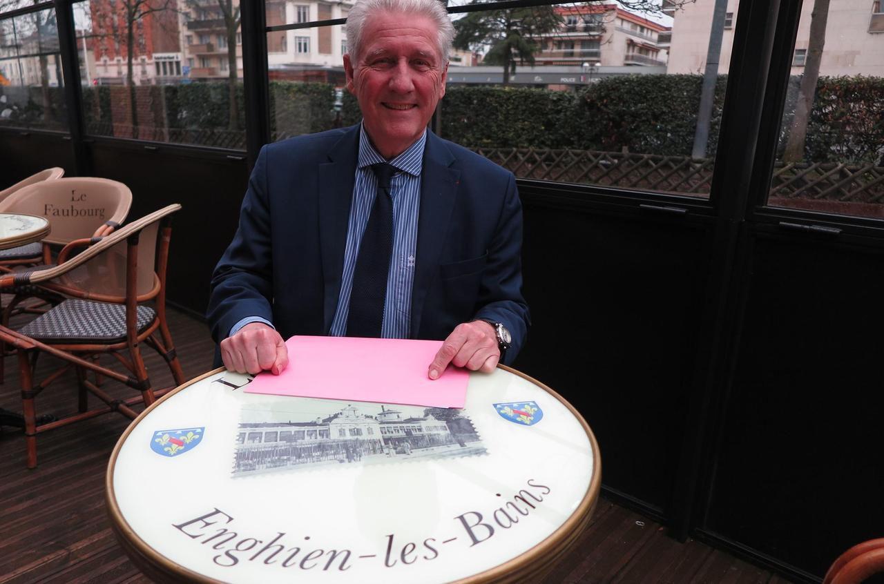 Municipales : à Enghien-les-Bains, le maire affrontera trois anciens adjoints