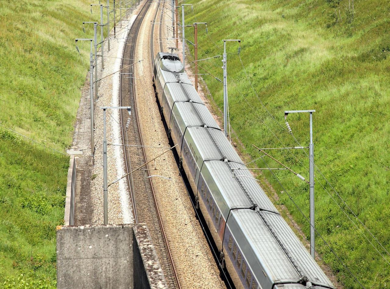 Un TGV Paris Rennes a dépassé de 68 km/h la vitesse autorisée