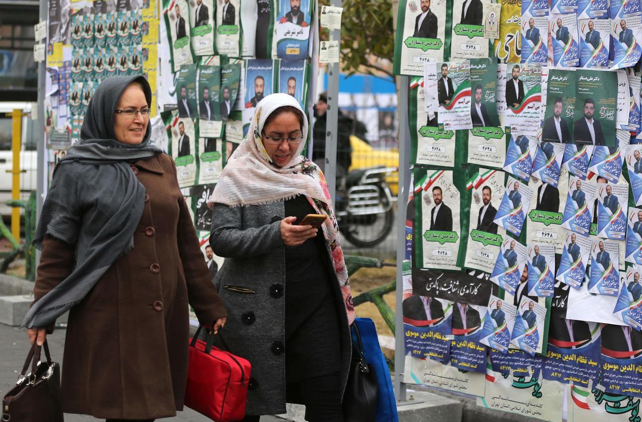 Élections législatives en Iran : «N'attendez pas des jeunes qu'ils aillent voter»