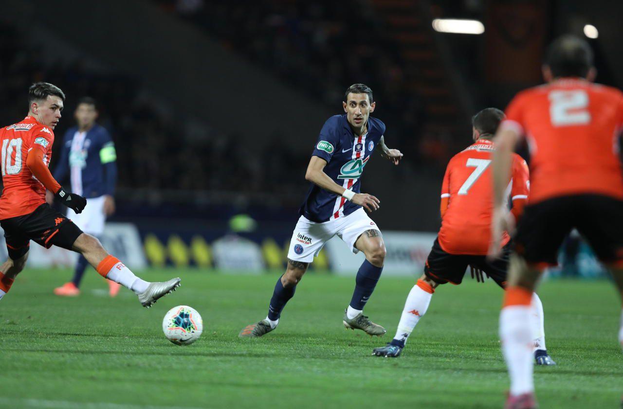 Coupe de France : le PSG ira à Pau, un choc Nice-Lyon en 8es de finale