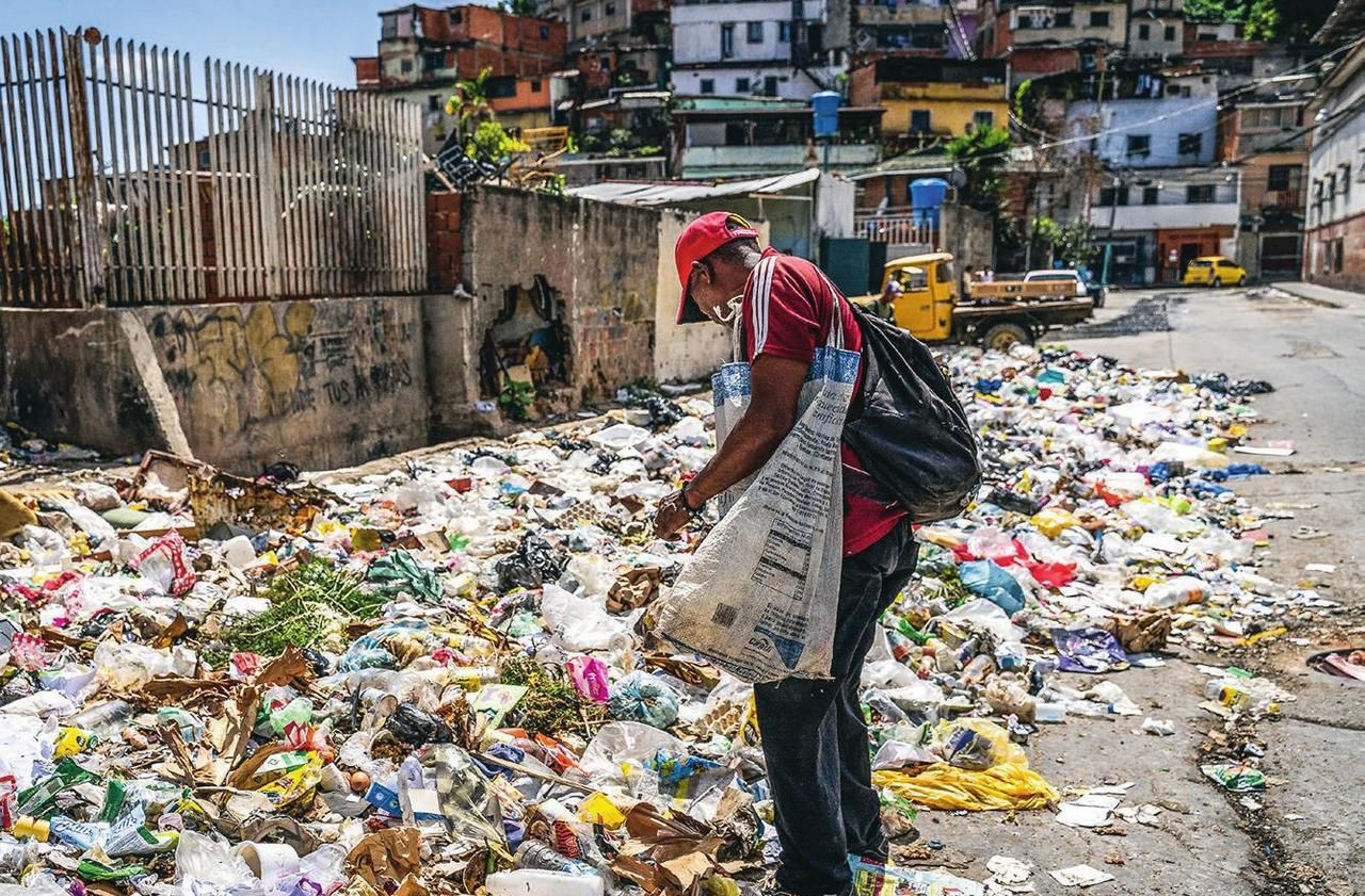 Au Venezuela, la misère au quotidien