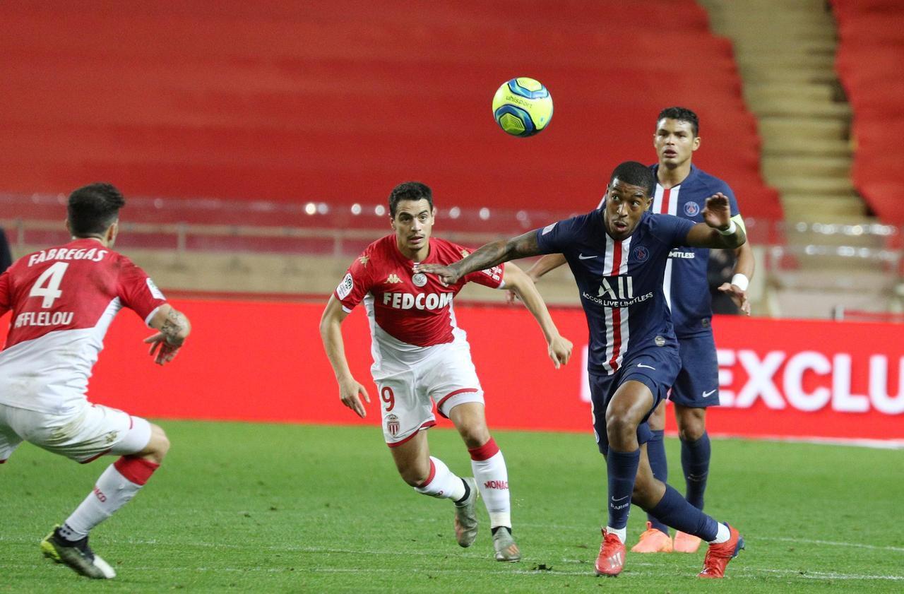 Monaco-PSG : «On n'est pas là pour envoyer des messages», rectifie Kimpembe