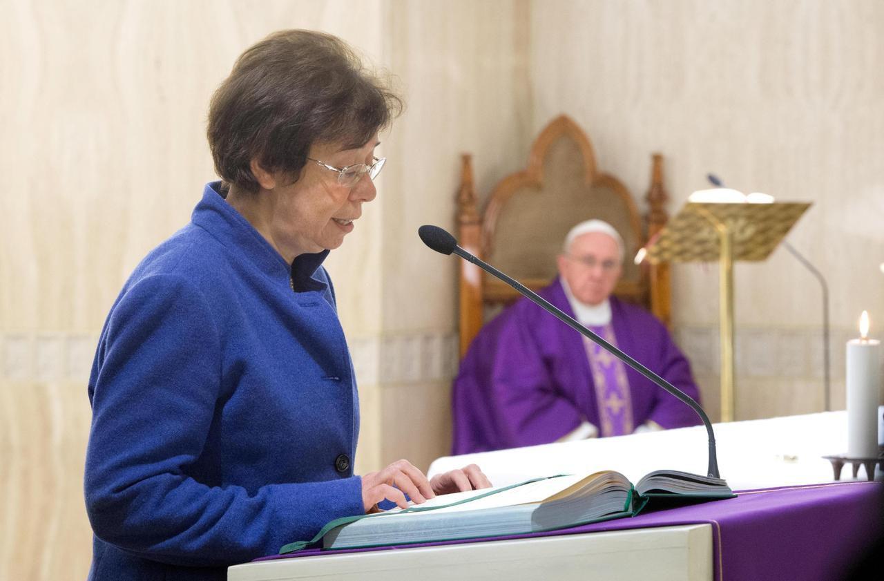 Vatican : que signifie la nomination de Francesca Di Giovanni?