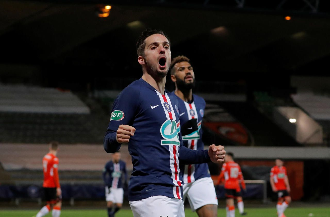 Coupe de France : revivez la qualification du PSG à Lorient