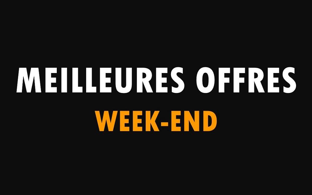 Amazon, Cdiscount : les bons plans du week-end