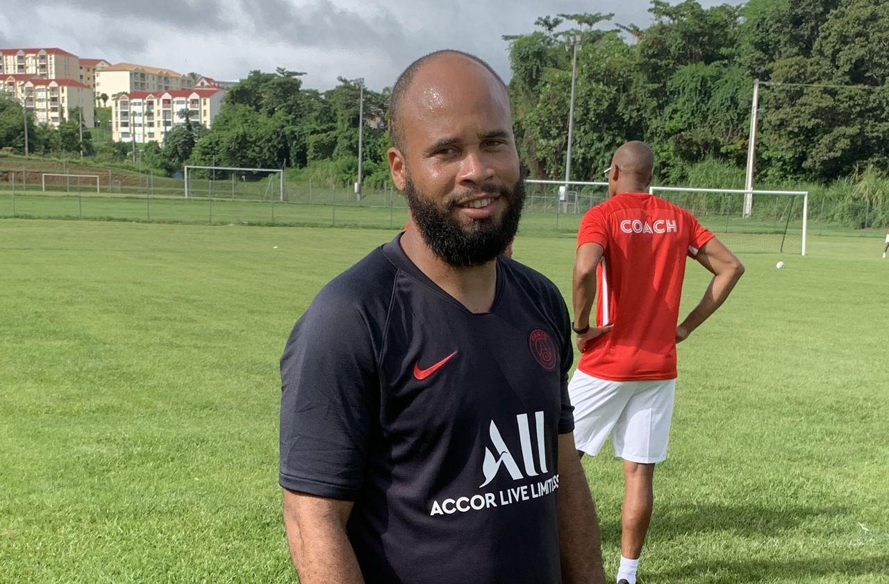Garry Bocaly, le minot de l'OM qui dirige la PSG Academy en Martinique