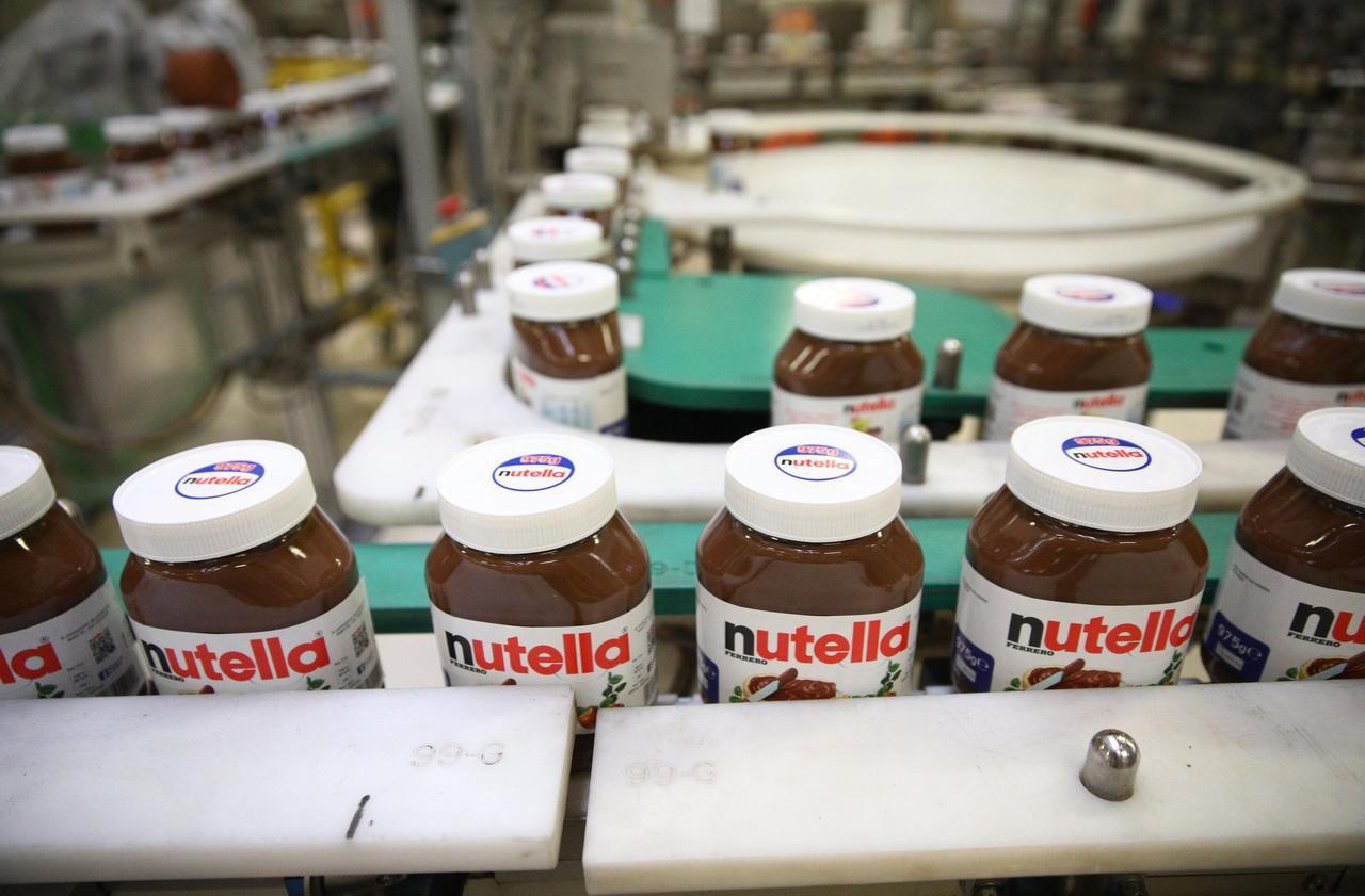 Déforestation : le Nutella, bon élève de l'huile de palme