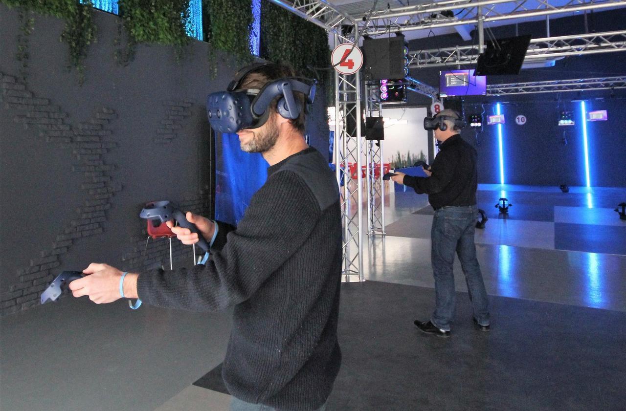 Oise : on a testé pour vous le Virtuel center de Chambly