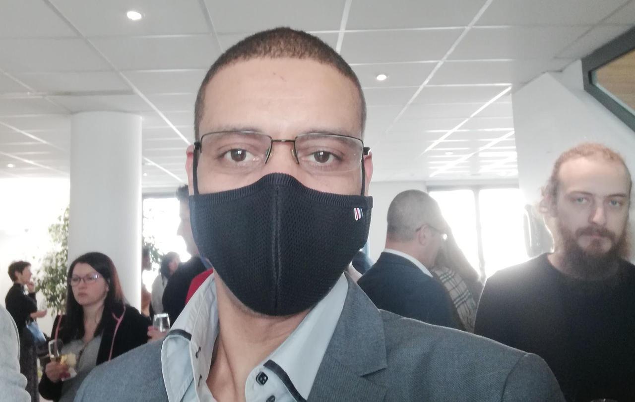 Coronavirus : plus filtrant qu'un masque chirurgical, le Mask français est né à Champs-sur-Marne