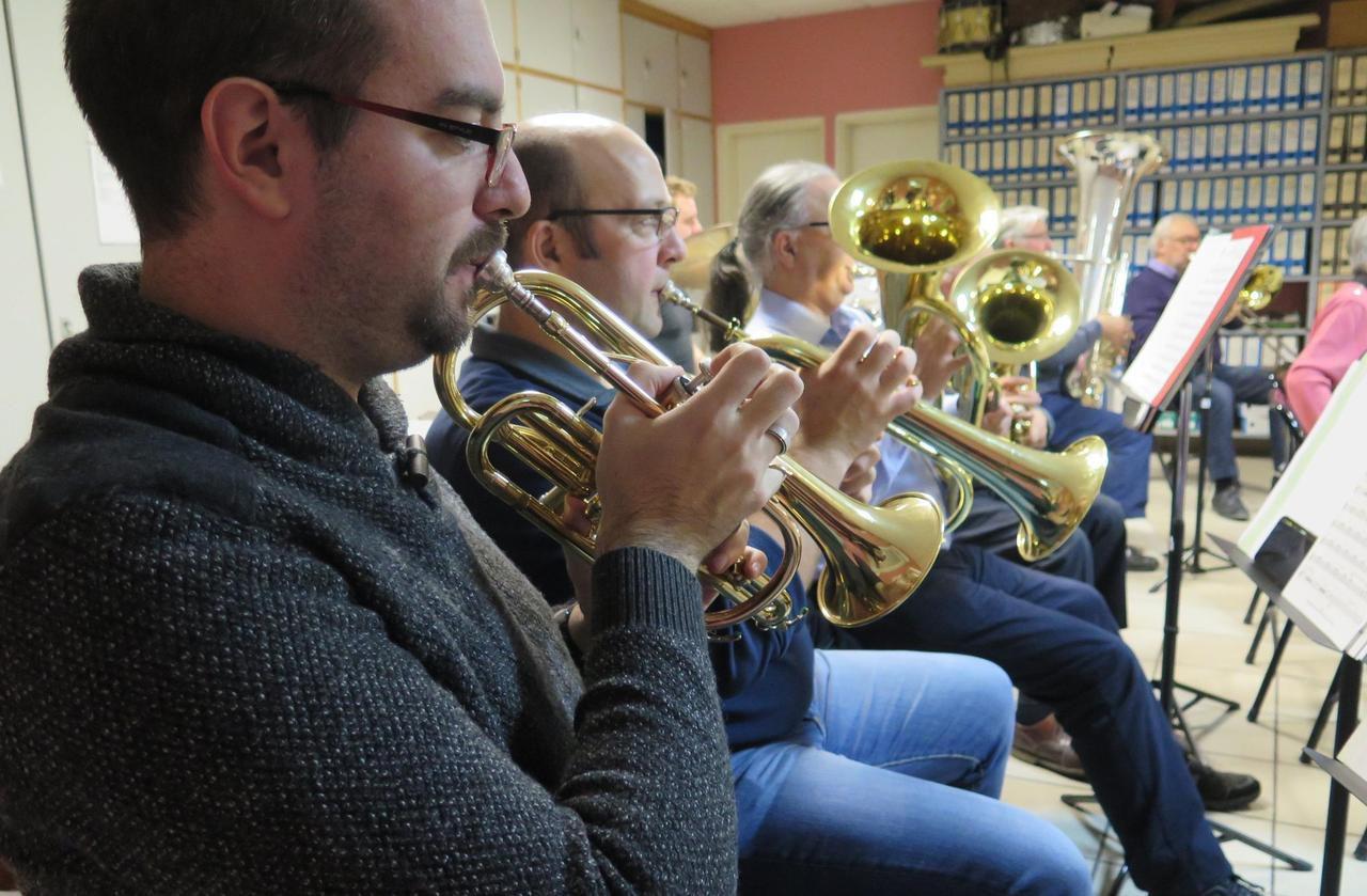 Beaumont-sur-Oise : 160 ans de camaraderie musicale à l'Harmonie municipale - Le Parisien