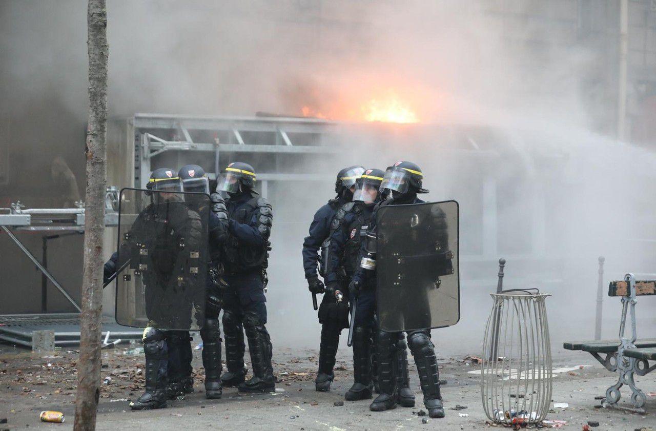 Pourra-t-on encore demain diffuser des vidéos et photos de policiers en action ?