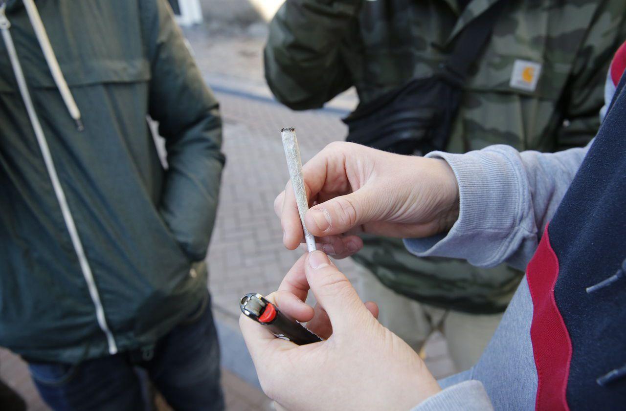 Yvelines : le livreur de cannabis tombe dans un piège
