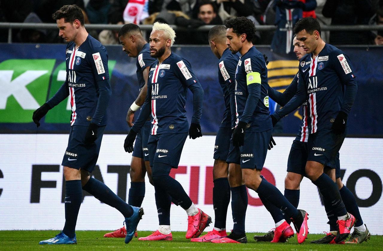 Coupe de la Ligue. Reims-PSG (0-3) : Paris rejoint Lyon en finale