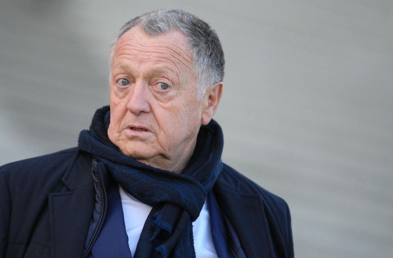Nîmes-Lyon : insulté en tribunes, Aulas dénonce des «fanatiques»