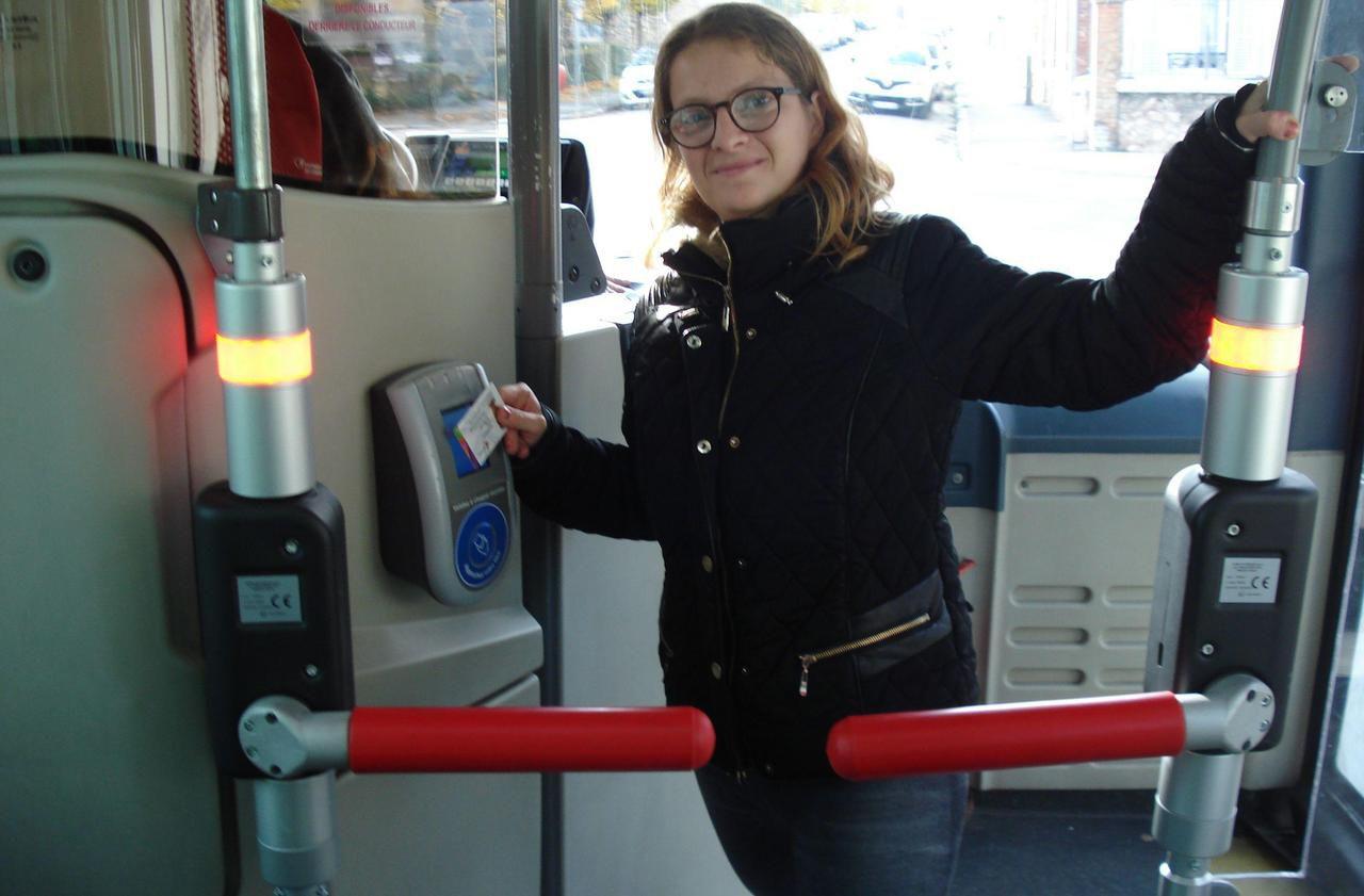 À Reims, des barrières dans les bus dénoncent les fraudeurs - Le Parisien