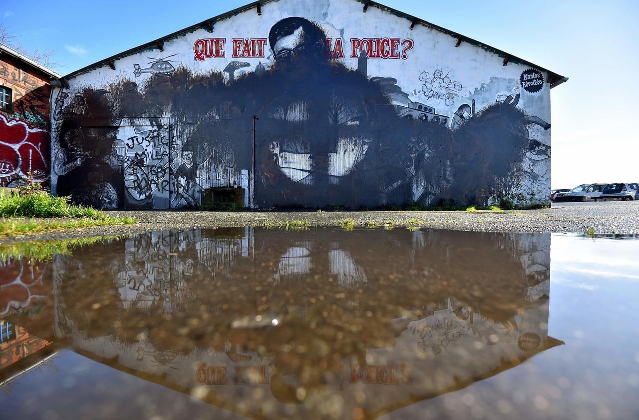 Nantes : la fresque réalisée en hommage à Steve de nouveau vandalisée