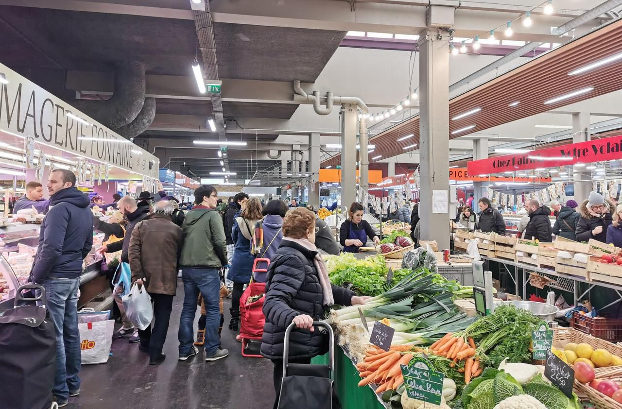 Malakoff : le marché redevient comme neuf
