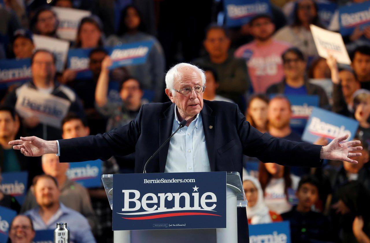 Primaires démocrates : Bernie Sanders pour une intervention militaire si la Chine attaquait Taïwan