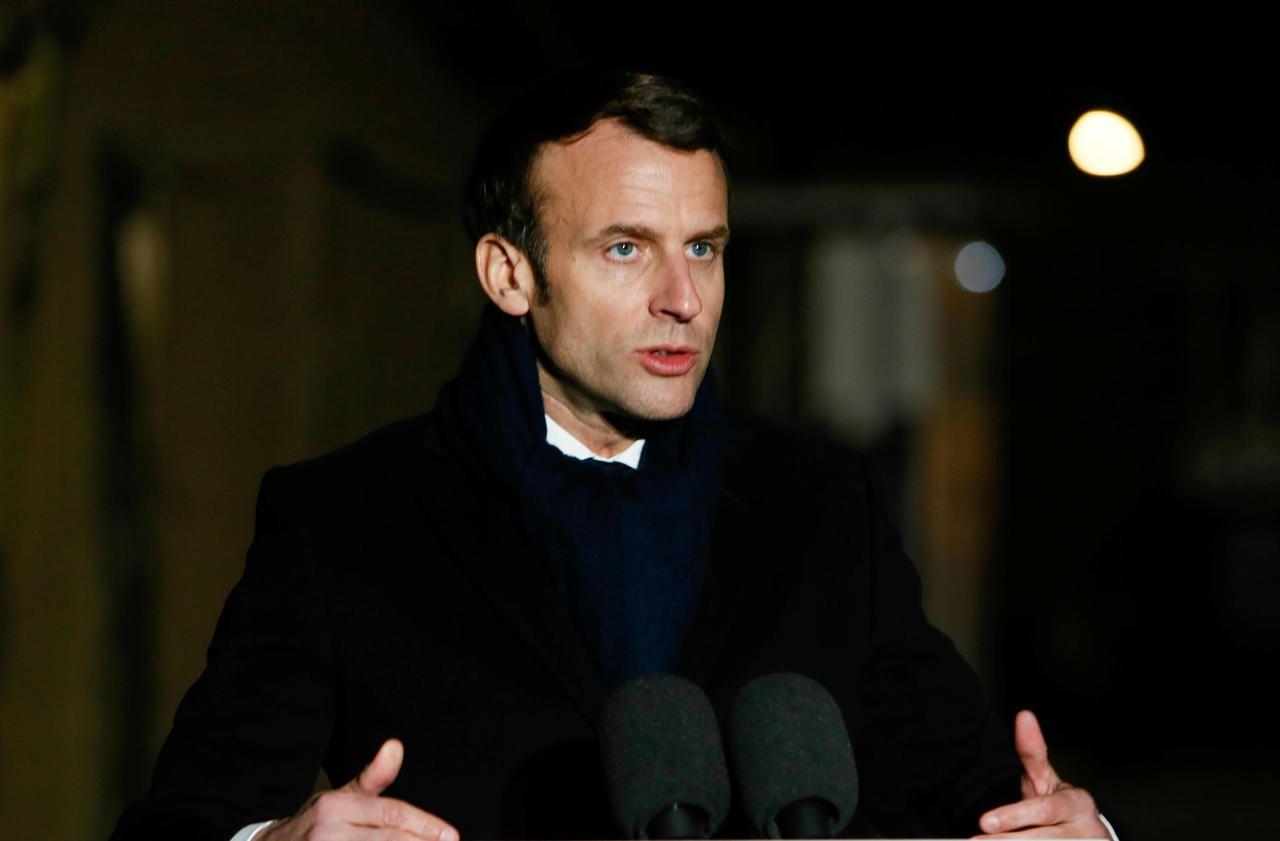 Coronavirus en Italie : «Nous n'avons pas ignoré ces signaux», assure Emmanuel Macron