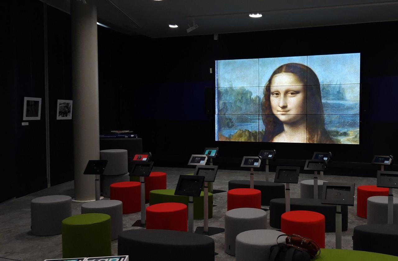 Saint-Germain-en-Laye : La Micro-Folie, un musée complètement branché