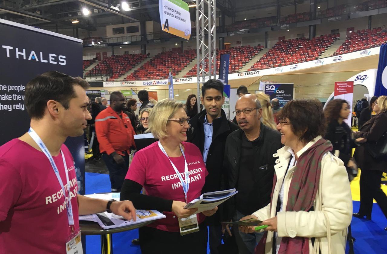 Saint-Quentin-en-Yvelines : les entreprises high-tech recrutent à tour de bras