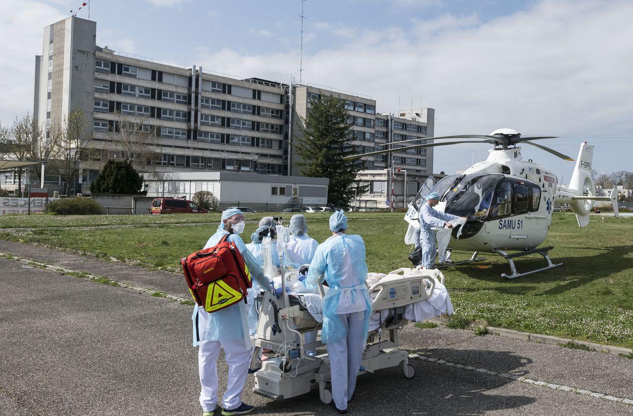 Coronavirus : moins de 5 cas graves ou 0 mort, ces «zones blanches» de l'épidémie en France